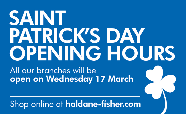 St. Patrick's Day Opening Hours