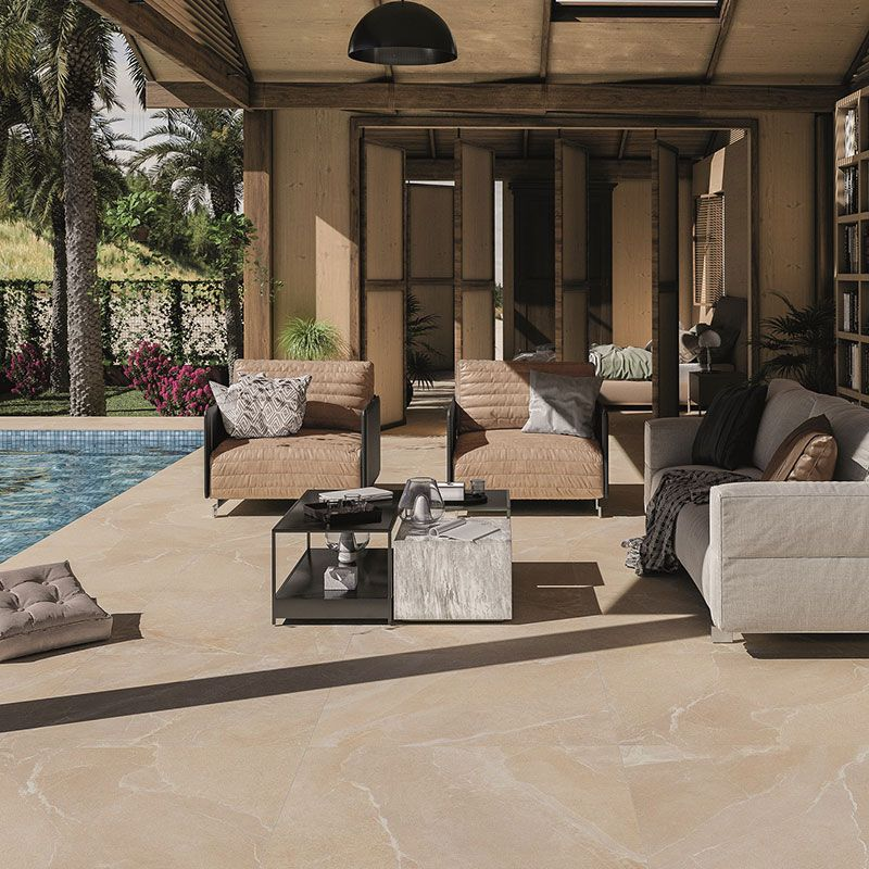 Guide To Laying Porcelain Paving