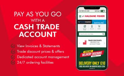 How To Create A Haldane Fisher Cash Trade Account