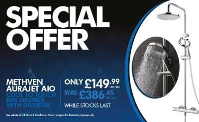 Plumbmaster Special Offer