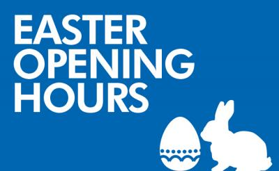 Plumbmaster Easter Opening Hours
